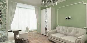 trouvez la bonne couleur de votre chambre With couleur peinture pour salon moderne