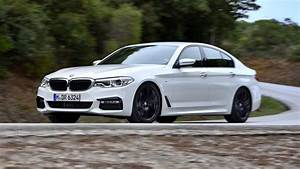 BMW 540i xDrive review4WD saloon driven Top Gear