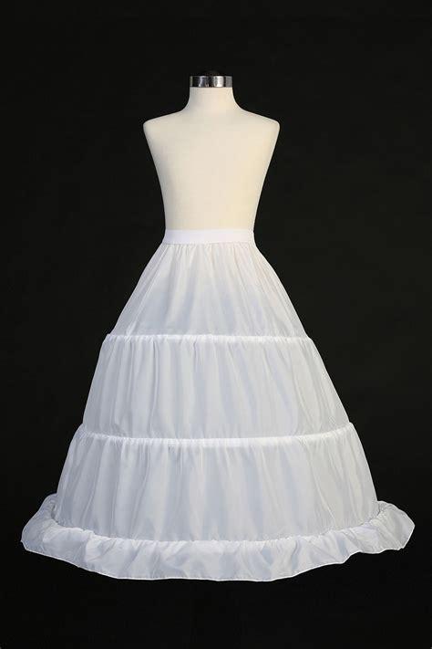 petticoat  flower girl dress