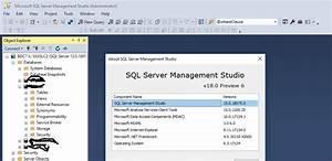 Create Database Diagrams Missing In Sql Management Studio 2018