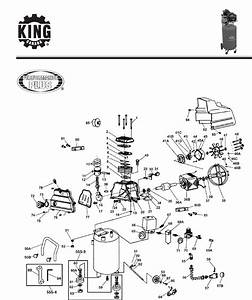 King Canada Air Compressor 8499 User Guide