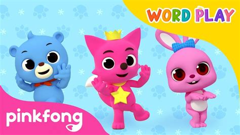 Animal Action | Word Play | Pinkfong Songs for Children ...