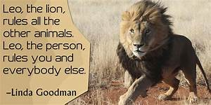 17 of the Best ... Lion Sign Quotes