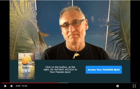 Retirement lifestyle quiz name date current age age you hope to retire life s brighter under the sun. Video #1: Find Your Passion & Purpose - Create Your ...