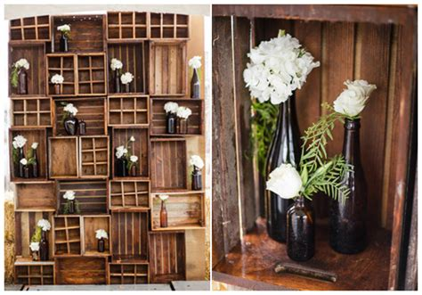 crate wall unique wall    sized wooden
