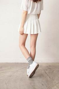 Skirt: tumblr skirt, tumblr girl, girly outfits tumblr ...