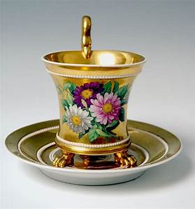 Kpm Porzellan Antik : kpm berlin bild tasse gold 3 l wentatzen blumen ~ Michelbontemps.com Haus und Dekorationen
