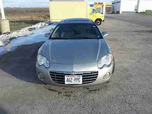 Sell Used 2005 Chrysler Sebring Limited Coupe 2
