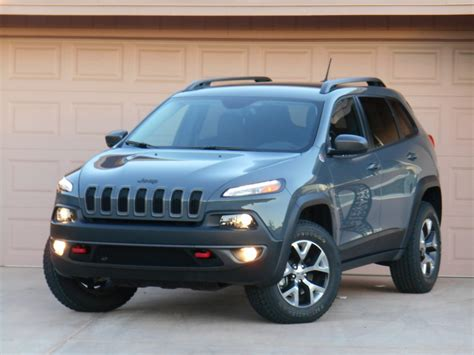Test Drive 2015 Jeep Cherokee Trailhawk  The Daily Drive