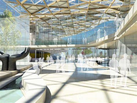 university  exeter forum project devon  architect