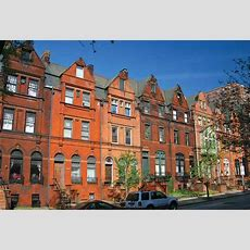 Row Houses Of Baltimore  Oldhouse Online