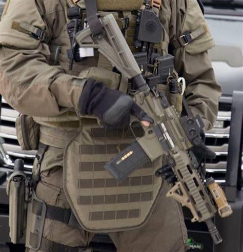 anti terror package   german police   haenel cr ar  hk sfp