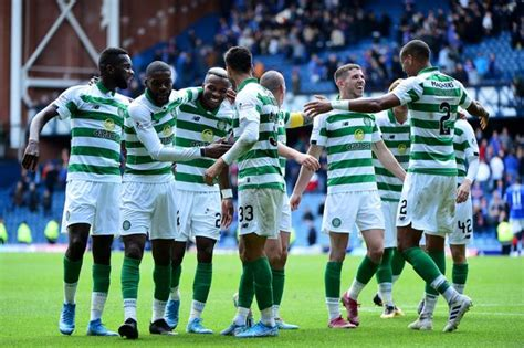 Predicted Celtic XI to face Hibernian in the Scottish ...