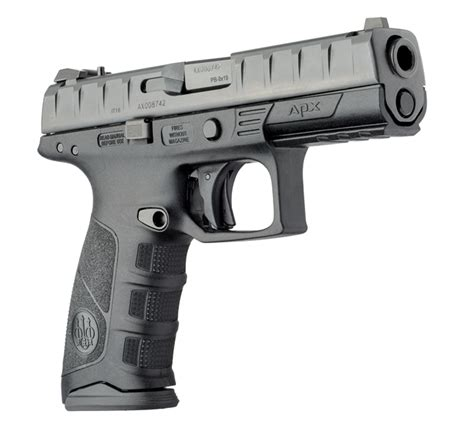 40 in gas range beretta pistols enforcement and self