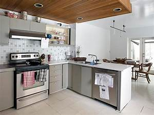 Rowhouse, Retirement, Begins, With, Modern, Kitchen