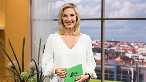 britt hagedorn talkshow moderatorin feiert ihr tv
