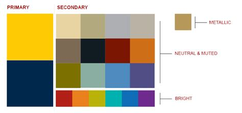 um colors style guide colors global marketing communications
