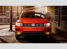 2018 Volkswagen Tiguan Pricing Starts At $25,345 for FWD
