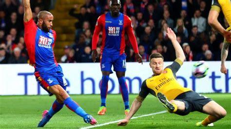 Prediksi Crystal Palace vs Arsenal | Arsenal, Piala dunia ...