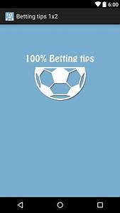 Betting Tips 1x2 : betting tips 1x2 for android apk download ~ Frokenaadalensverden.com Haus und Dekorationen