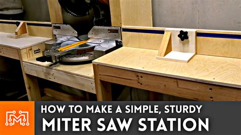 mobile table saw stand how to a miter saw station i like to stuff