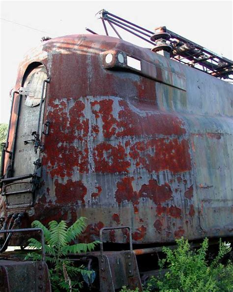 pennsylvania railroad gg