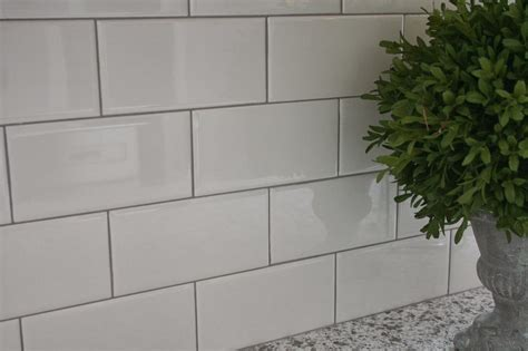 gray grout delorean gray grout with white subway tile tile pinterest grey grout white subway tiles