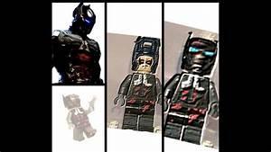 Lego Batman Arkham knight custom jason todd aka Arkham ...