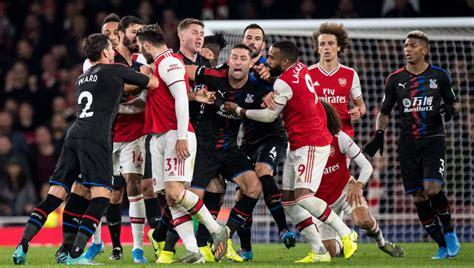 Arsenal v Crystal Palace Confirmed Team News & Predicted ...