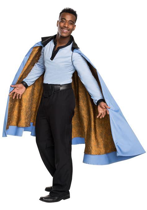 Star Wars Episode 7 Wallpaper Lando Calrissian Grand Heritage Costume For Men