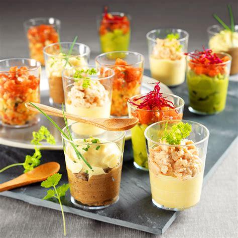 canapes aperitif originaux produits traiteurs un apéritif autour de la verrine