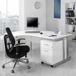 White, Office, Furniture, For, Timeless, Style