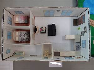 Realisation de la maquette d39une maison blog du college for Maquette d une maison