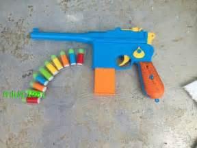 1pcs Classic Toys Mauser pistol Children's toy guns Soft Bullet Gun plastic Revolver Kids Fun Outdoor game shooter safety