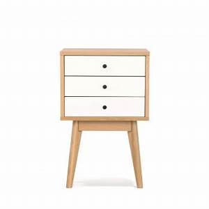 Meuble Rangement Scandinave : petit meuble de rangement design et pratique drawer ~ Teatrodelosmanantiales.com Idées de Décoration
