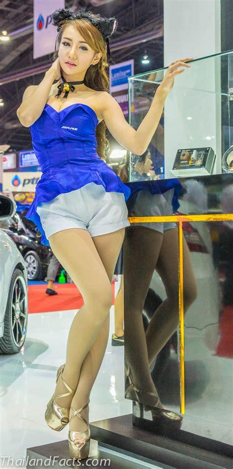 models  bangkok motor show  impact thailand