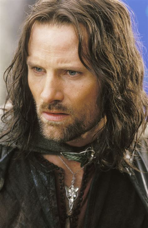 Viggo Mortensen As Aragorn Lord Of The Rings Lord Of