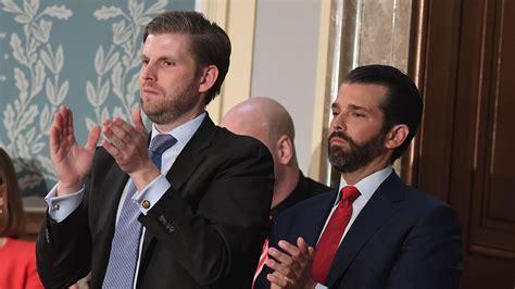 trump donald jr eric beards