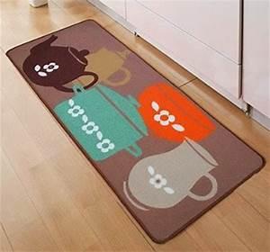 tapis deco sol cuisine pas chers absorbant lavables et With tapis sol pas cher