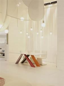 Meuble design pour salon et salle a manger 8 tables et for Meuble salle À manger avec grande table a manger moderne