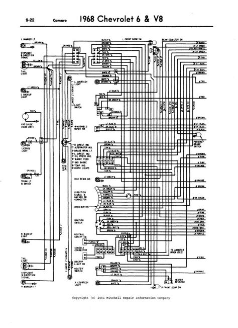 Need Complete Front Headlights Wiring Diagram For