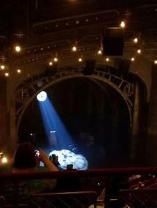 Lyric Theatre Section Balcony L Row D Seat 23 Harry