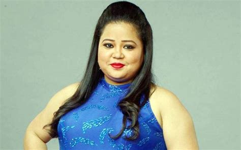 After tickling your funny bone, comedian Bharti is now ...