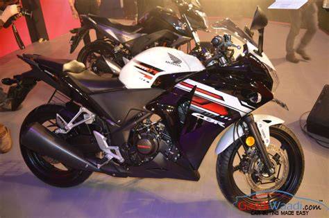 honda cbr 150cc cost honda cbr150r and cbr250r refreshed variants prices announced
