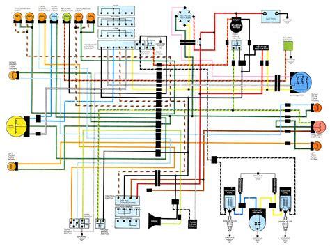 Wiring Diagram Yamaha Xt225 by Ask Evan Page 8 Evan Fell Motorcycle Works