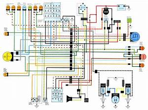 76 Cb500t Wiring Diagram Wiring Diagram