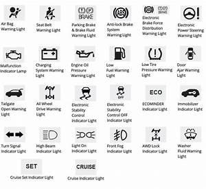 Kia-dashboard-warning-lights O