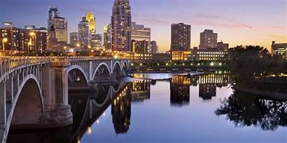 Minnesota Minneapolis Mais Cidades Limpas Mundo Mn