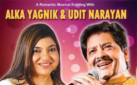 Alka Yagnik And Udit Narayan Live In Concert