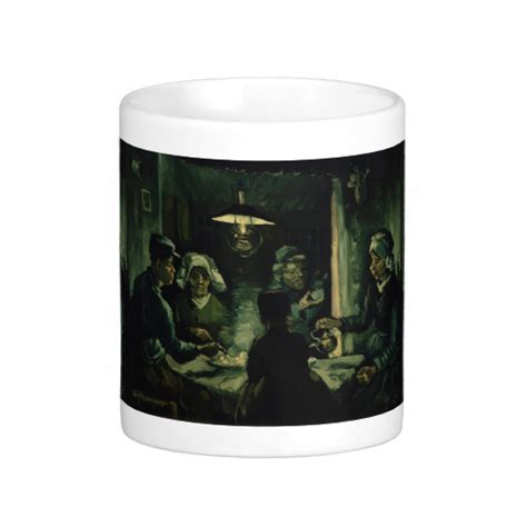 Ranked #4 for coffee shops in college station. Study for Potato Eaters by Vincent Van Gogh Coffee Mug | Zazzle.com | Vincent van gogh, Van gogh ...